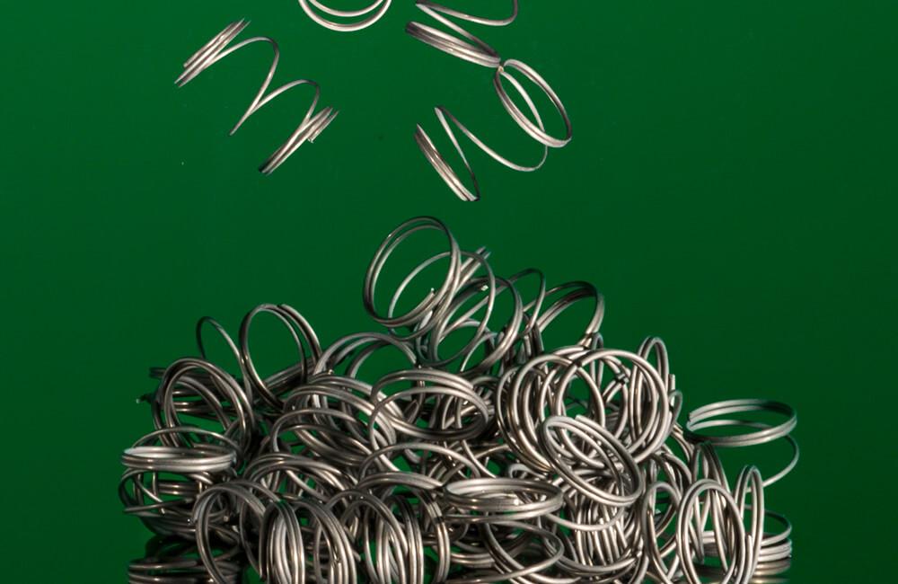 Separation plastic/metal